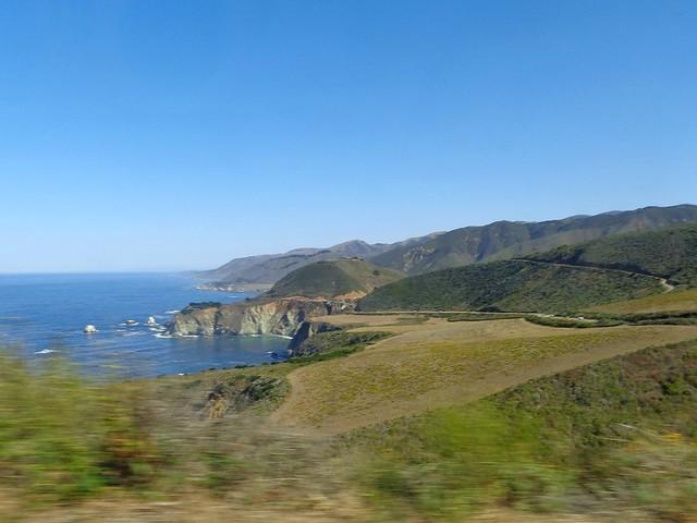 Big Sur, Pacific Coast Highway
