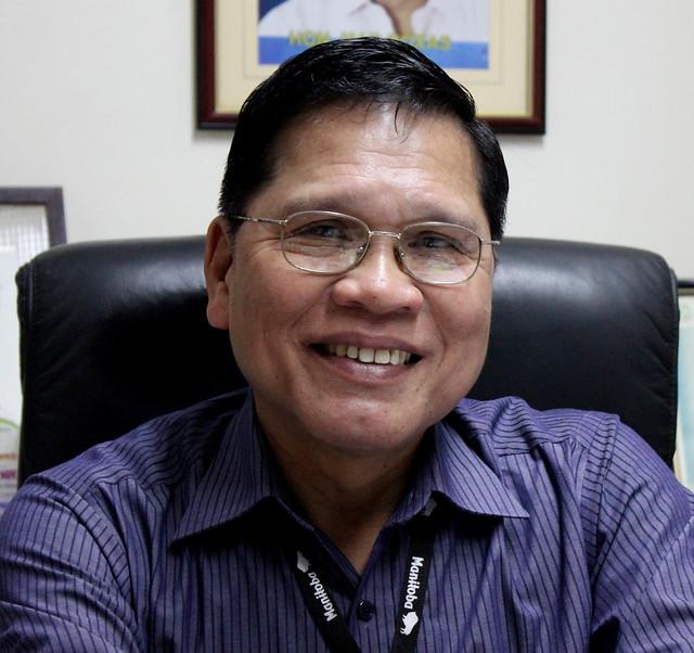 DILG Regional VIII Director Pedro A. Noval, Jr. CESO III