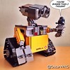 #LEGO_Galaxy_Patrol #LEGO #21303 #WallE #LEGOideas #LEGOwallE #Pixar @lego_group @lego @bricknetwork @brickcentral @Disney @DisneyPixar