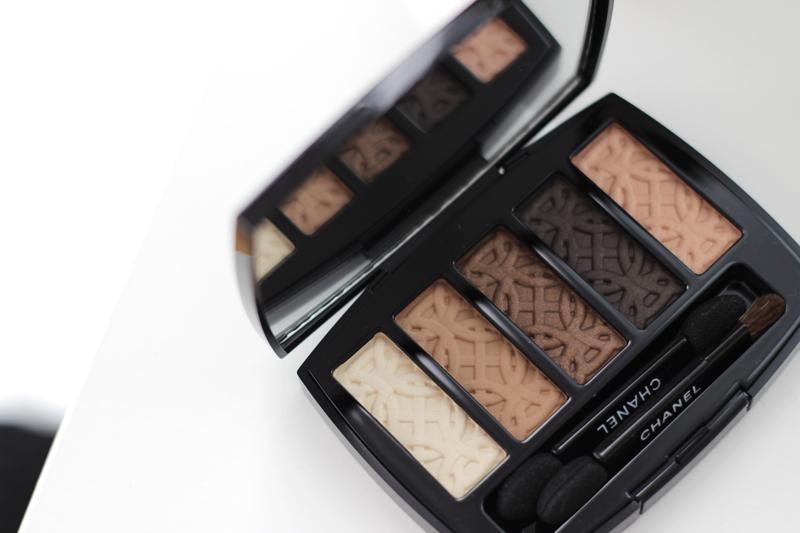 Chanel Entrelacs Palette 3