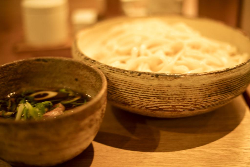 Yamacho, Udon at Ebisu.