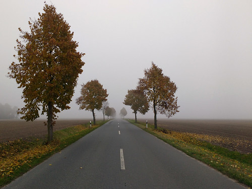Altmark im Oktober