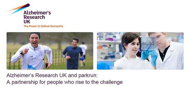 Alzheimers and Parkrun partnership
