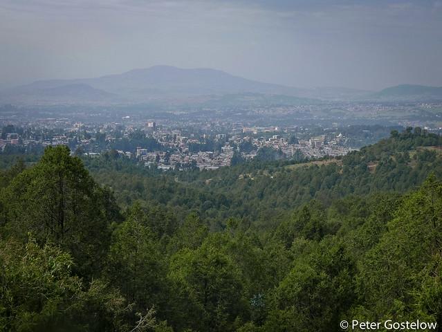 Leaving Addis Ababa