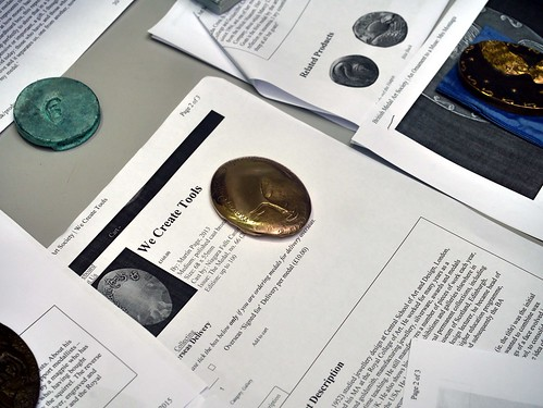 Art Medals: History, Philosophy and Practice - Symposium - 16