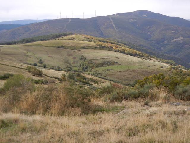 Rabanal del Camino to Acebo