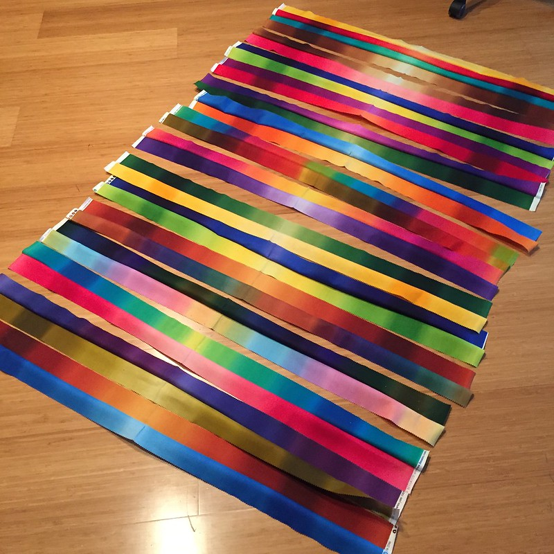 Gradations Jelly Roll Strips
