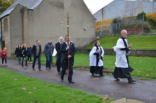 Swalwell Remembrance Day