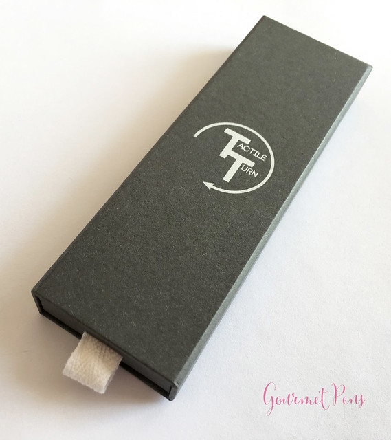 Review Tactile Turn Gist Fountain Pen @TactileTurn (1)