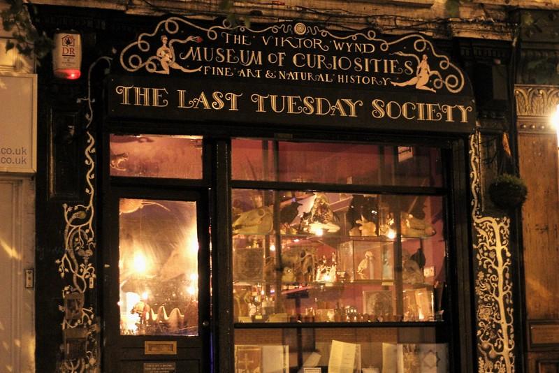 The Last Tuesday Society