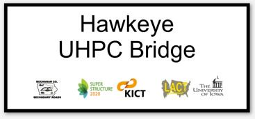 Hawkeye UHPC Bridge