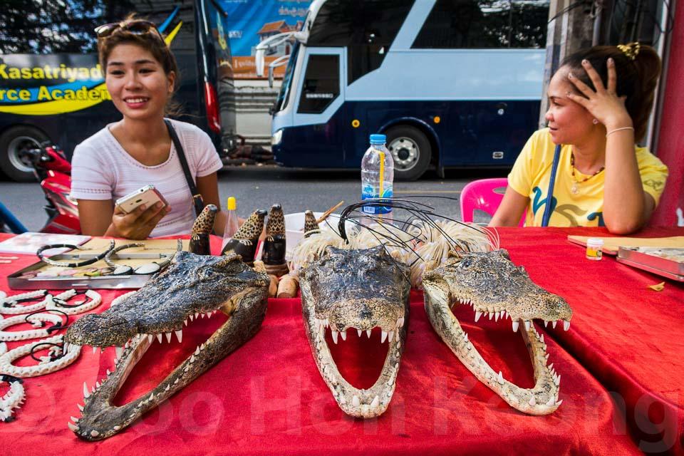 Amulet Market @ Bangkok, Thailand