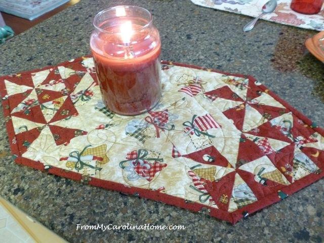 Pinwheel Quick mat