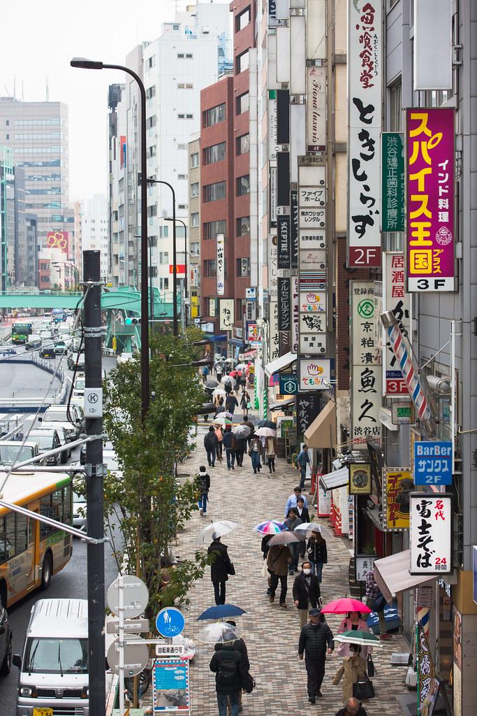 Shibuya 2 Chome, Tokyo, Shibuya-ku, Tokyo Prefecture, Japan, 0.005 sec (1/200), f/4.0, 95 mm, EF70-200mm f/2.8L IS II USM