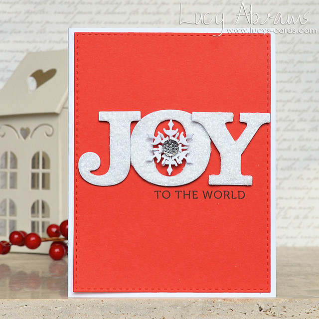 Joy to the World by Lucy Abrams