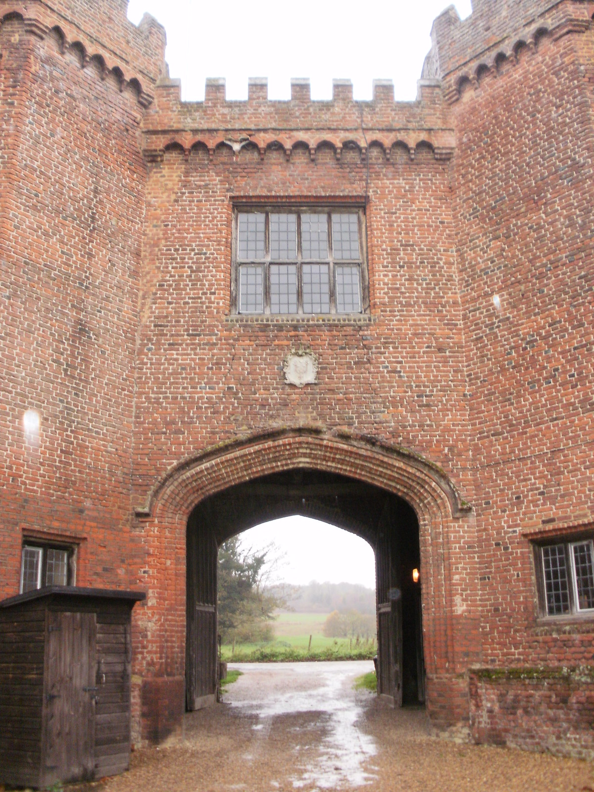 Lullingstone Castle 2 OLYMPUS DIGITAL CAMERA