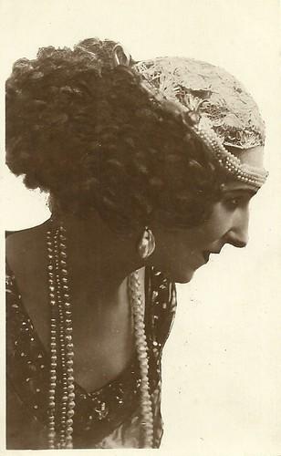 Ida Rubinstein in La nave