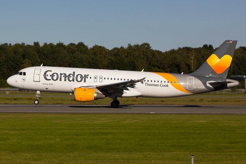 Condor - A320 - D-AICK (2)