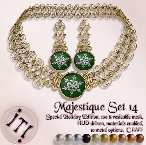 !IT! - Majestique Set 14 Image