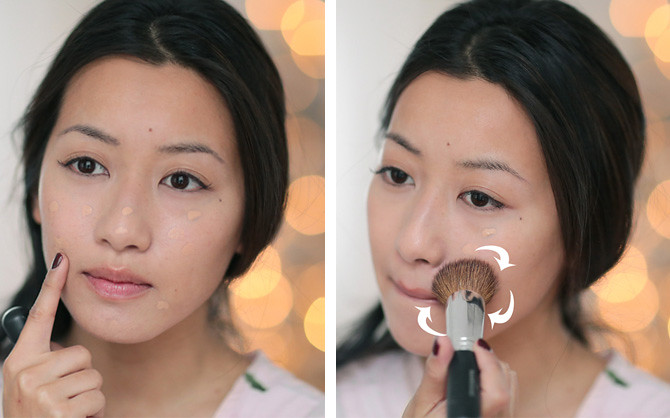 laura mercier flawless fluide asian foundation