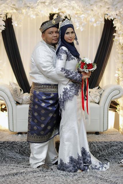 habib & wife