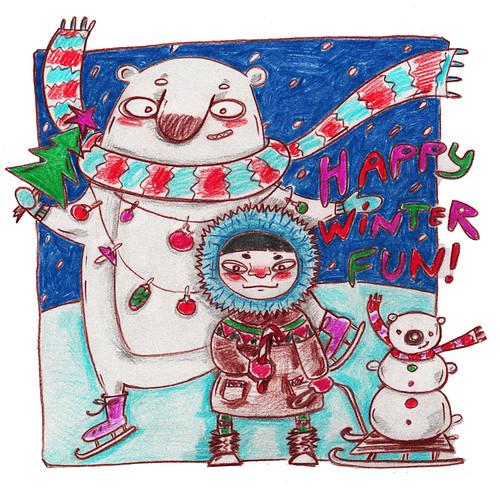 hapy winter fun!