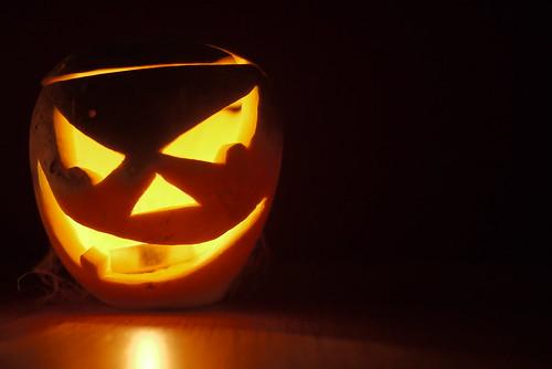 Tumshie lantern – Samhainn 2015
