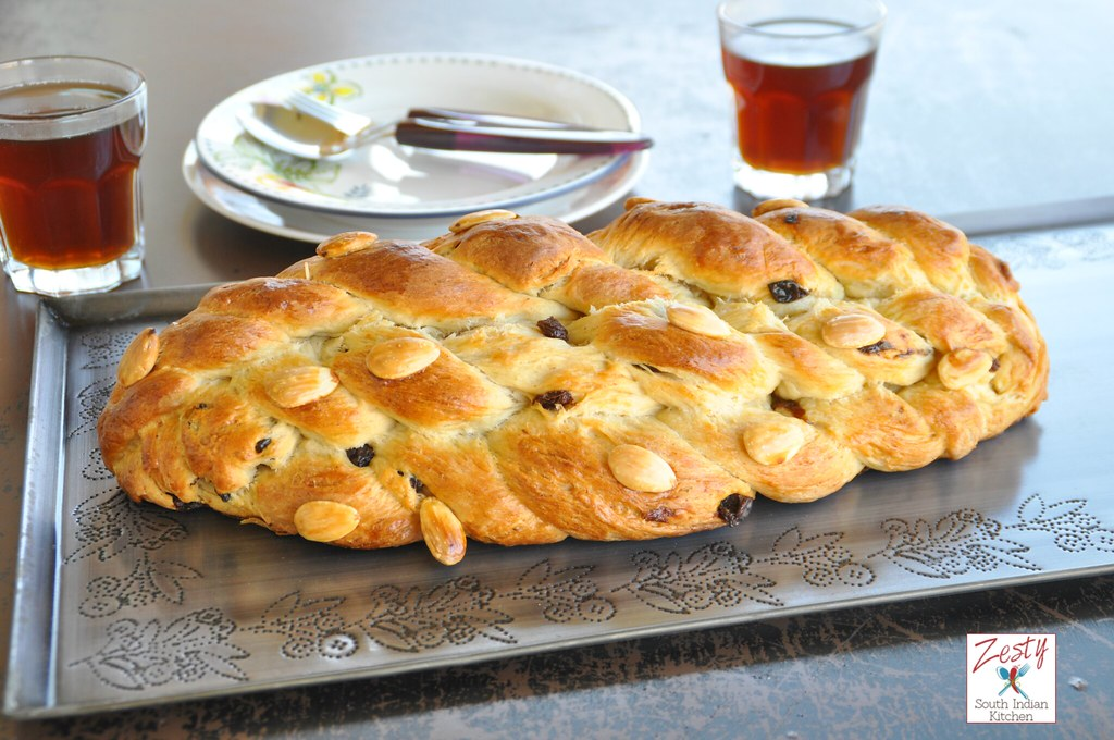 Christmas Bread.Vano Ka A Christmas Bread