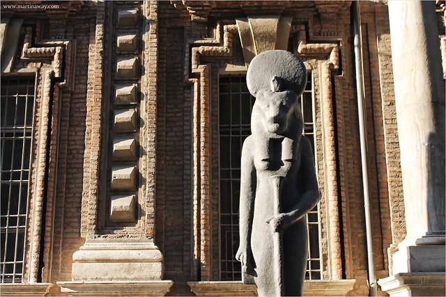 Cosa vedere a Torino: Il museo egizio.