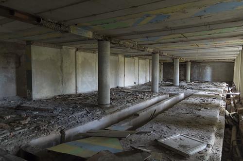 abandoned ue touristbase sauleskalns
