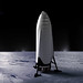 Interplanetary Transport System by Official SpaceX Photos