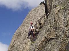 Mike Belaying Image