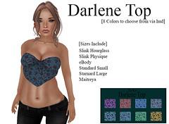 .Ecko. Darlene Top _AD