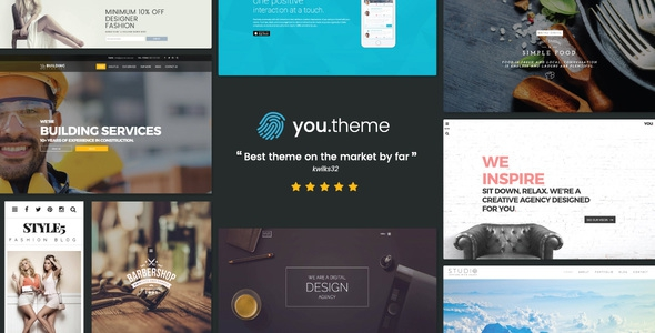 You v1.3.1 - Multi-Purpose Responsive WordPress Theme