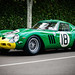 Anthony Bamford and Alain de Cadenet - 1962 Ferrari 250 GTO at the 2016 Goodwood Revival (Photo 4) by Dave Adams Automotive Images