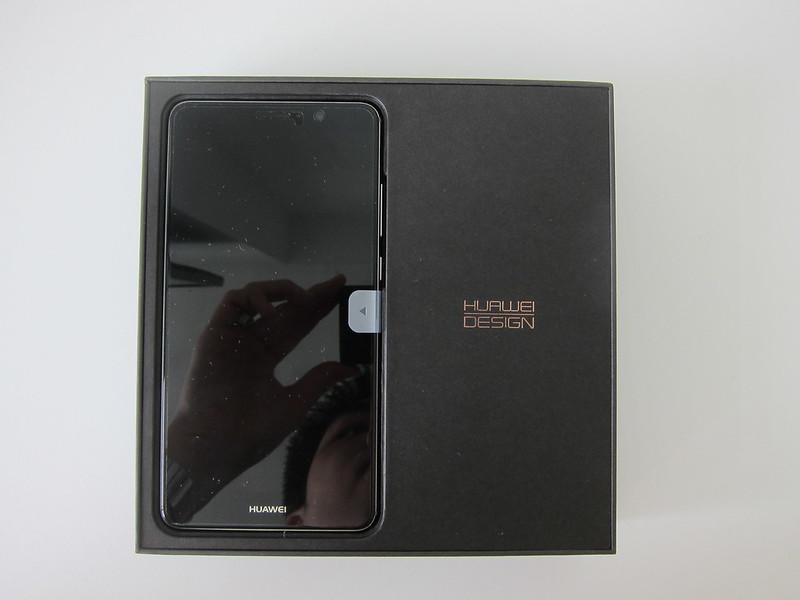 Huawei Mate 9 - Box Open