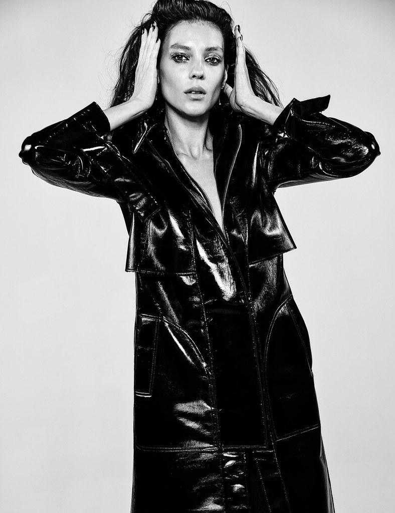 Кати Нешер — Фотосессия для «Vogue» MX 2016 – 8