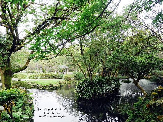 陽明山一日遊景點推薦前山公園 (5)