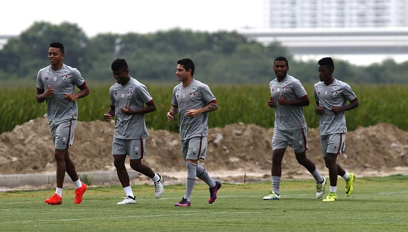 Fluminense: Marcão comanda treino tático e Richarlison pede foco na reta final