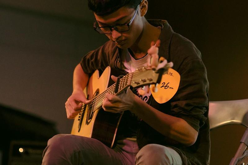 師韻獎是愛好音樂的大學生交流平台之一。圖/林効賢攝。