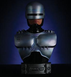 比英雄更偉大的是什麼?...死了的英雄!Chronicle Collectibles 《機器戰警》1/2 比例胸像 RoboCop 1:2 scale Bust