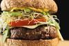 Day 241 - Burger by pinkpotatochips