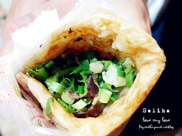 宜蘭羅東夜市美食小吃推薦三星蔥捲餅 (3)