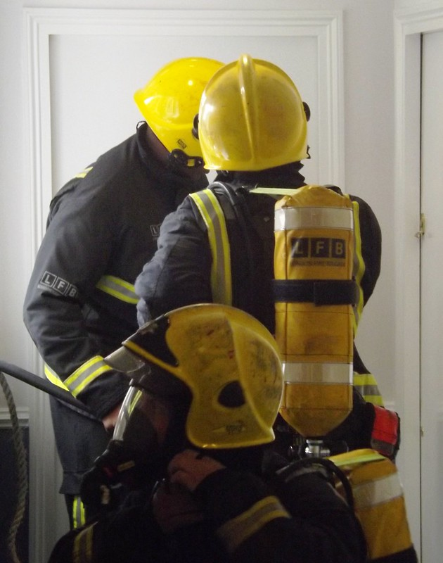 Firemen (1) @ Gallions Point 17-08-15