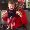 Row and I are ready! Hotty Toddy! by chrisjweems