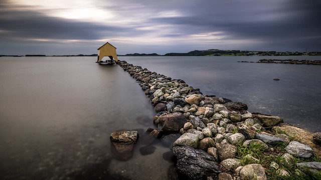 Hafrsfjord Stavanger, Norway - Travel, seascape photography