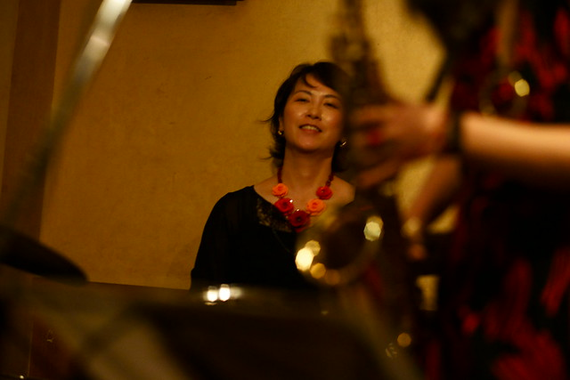 Blues live at Bright Brown, Tokyo, 16 Aug 2015. 083
