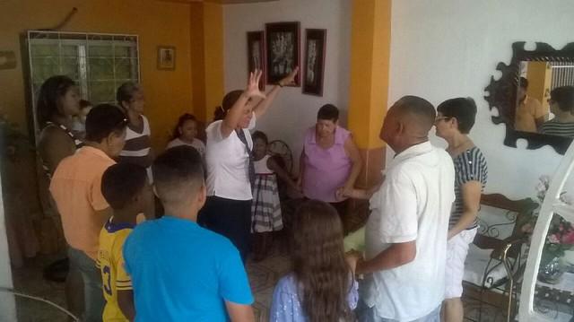 Casas de Oración: Cumaná, Estado Sucre, 06-09-15