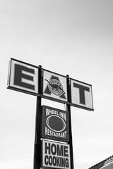 EAT - The Wheel Inn. Cabazon, CA
