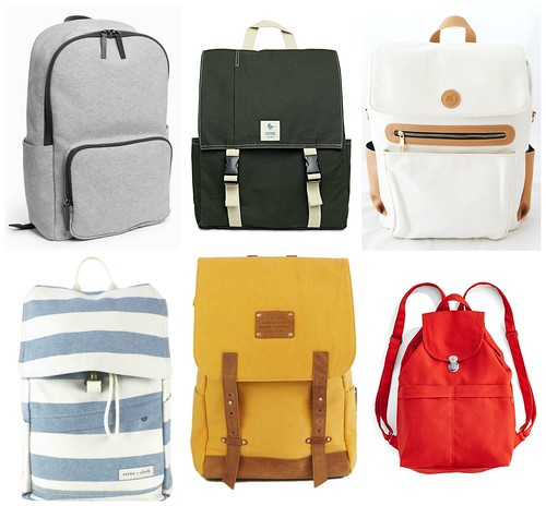 Ethically Made Backpacks